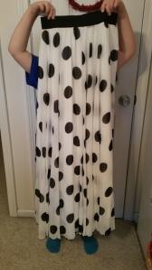 polkadot skirt 1