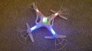 quadcopter 16