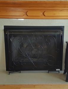 fireplace screen 3