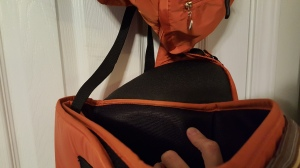 orange baby carrier 5