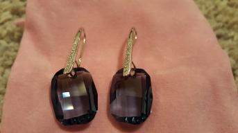 elequeen rectangular earrings 2