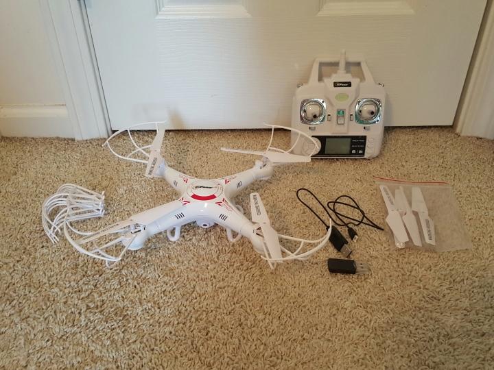 toprace drone 1