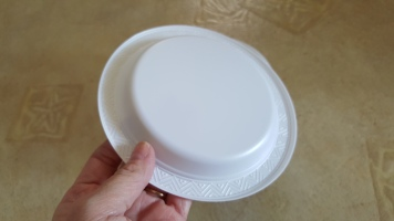 white plate 4