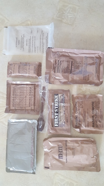 MRE Meal 3