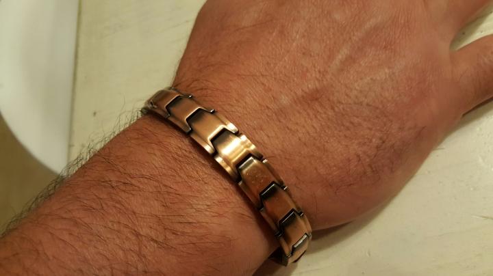 copper bracelet 7