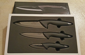 ozeri ceramic knife set 1