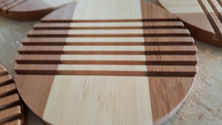 bamboo coasters 2