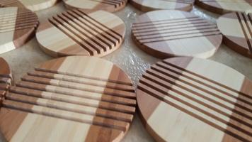 bamboo coasters 3