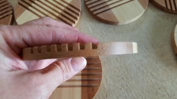 bamboo coasters 5