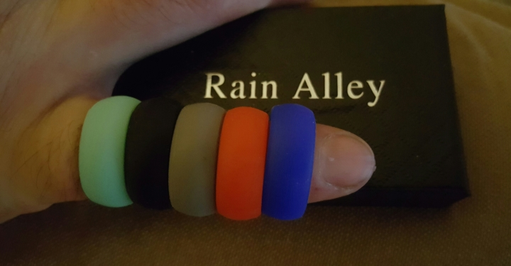 rain alley silicone rings 1
