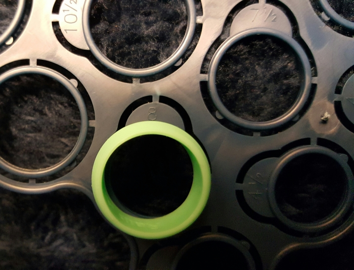 rain alley silicone rings 7