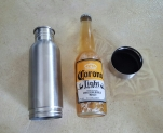 stainless bottle koozie set 12