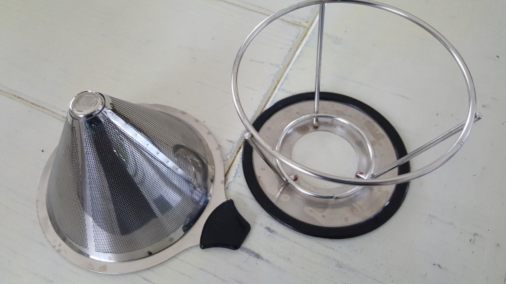 stainless coffee drip 2