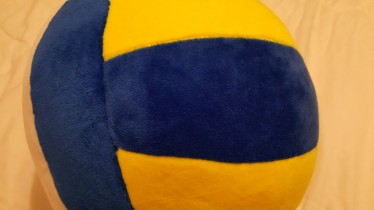 stuffed volleyball 4