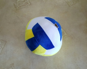 stuffed volleyball 6